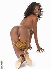 Wild beach demi moore striptease nude
